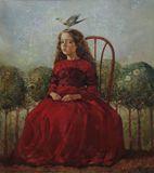 100x90cm Oil on canvas
