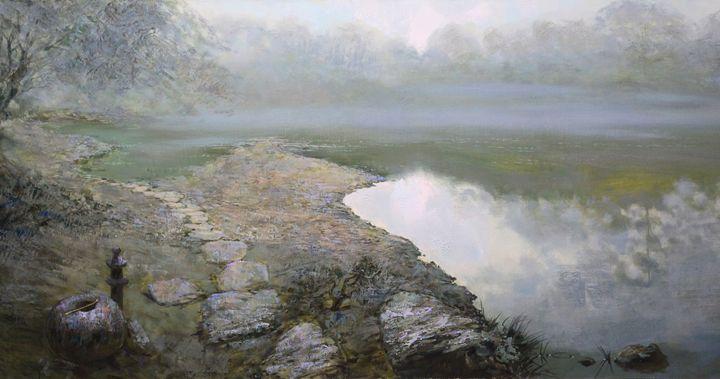 Silver Fog - Fusia Arts