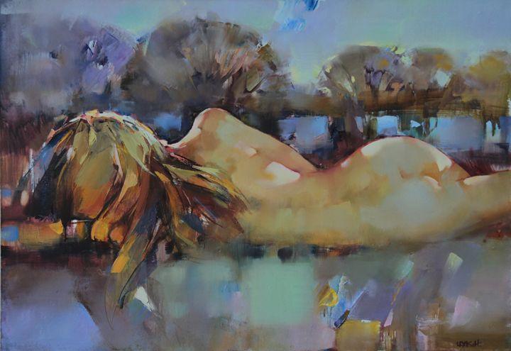 The Quiet River - Fusia Arts