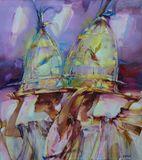 85x95 Oil on canvas