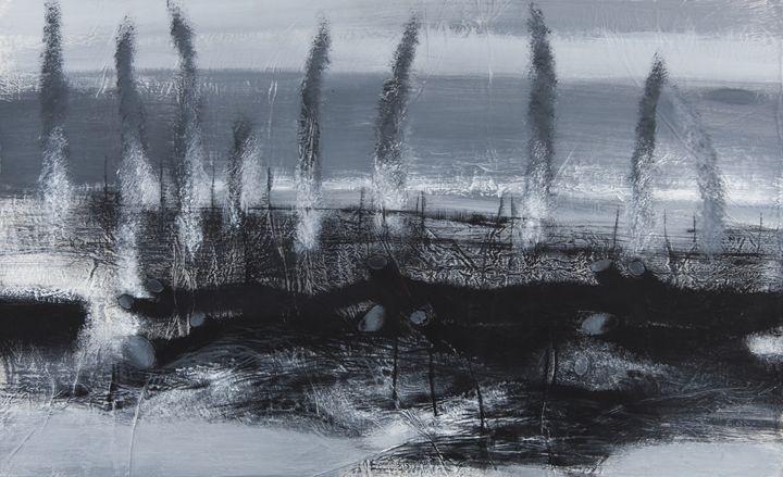 Black Trees - Fusia Arts