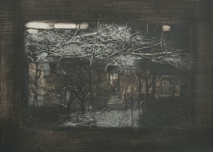 Snow - Fusia Arts