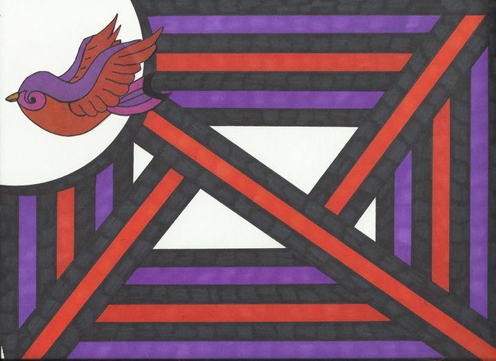 Bird of Paradise - TJ's Dreams