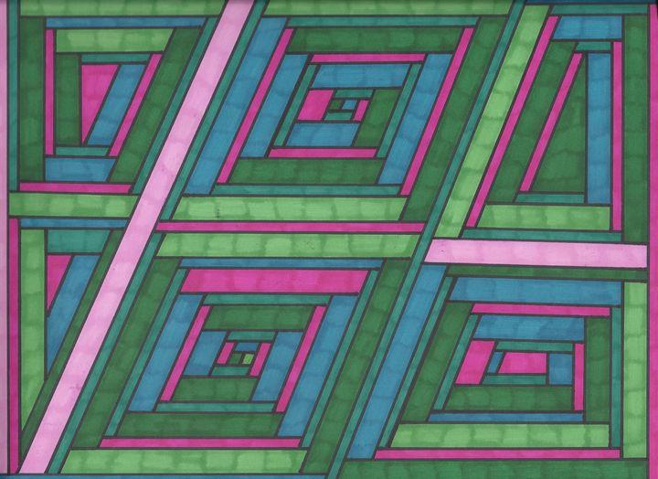 Wonderland Maze - TJ's Dreams