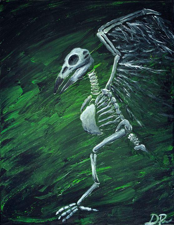 Death on Swift Wings - Dea Poirier