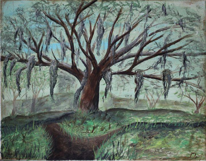 Weeping Trees - Dea Poirier