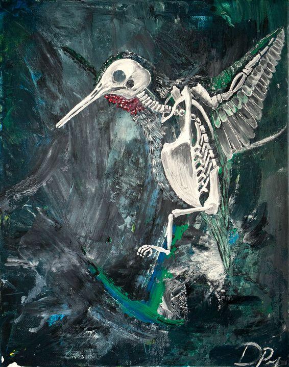 Rubyopteryx - Dea Poirier