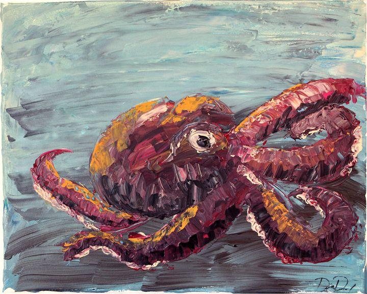Octopus - Dea Poirier