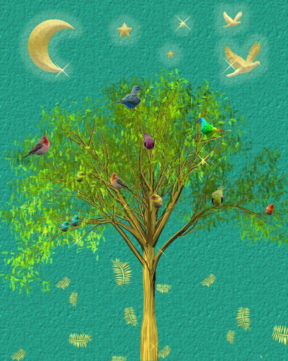 The Birds - FoxyStars