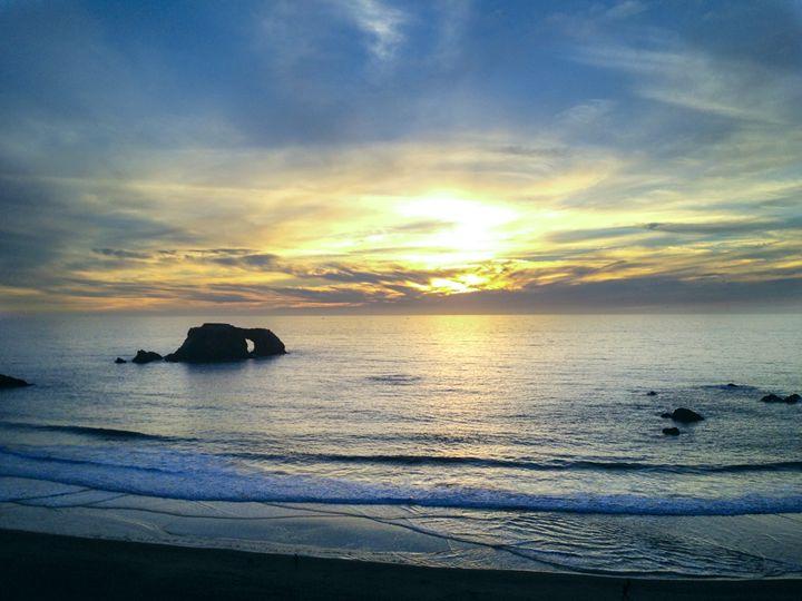 sunset2 - Vyctorieah