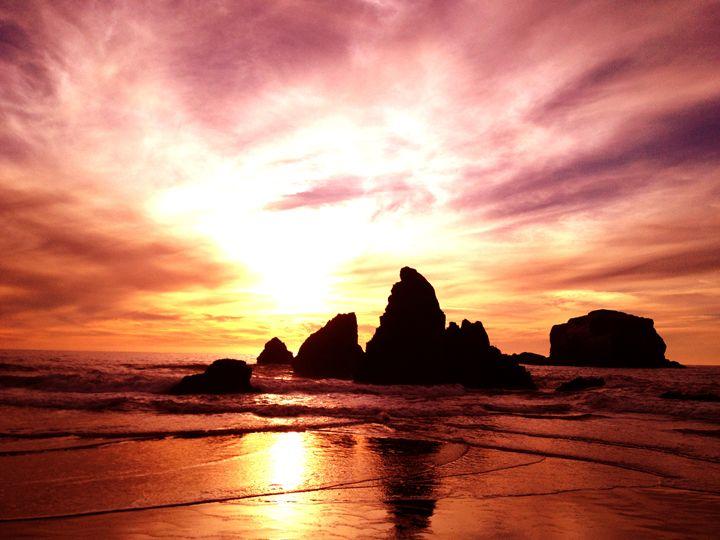 Sunset - Vyctorieah