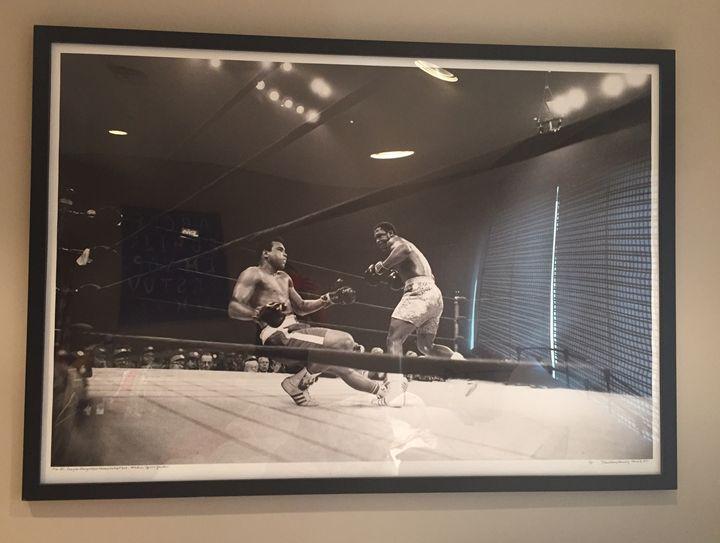 The Ali-Frazier Heavyweight Fight - Finn Gallery