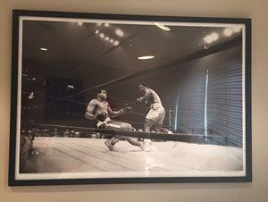 The Ali-Frazier Heavyweight Fight