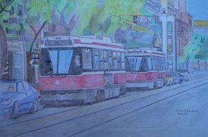 Trams, Trees, Traffic: Toronto