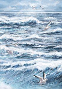 Sea & Gulls