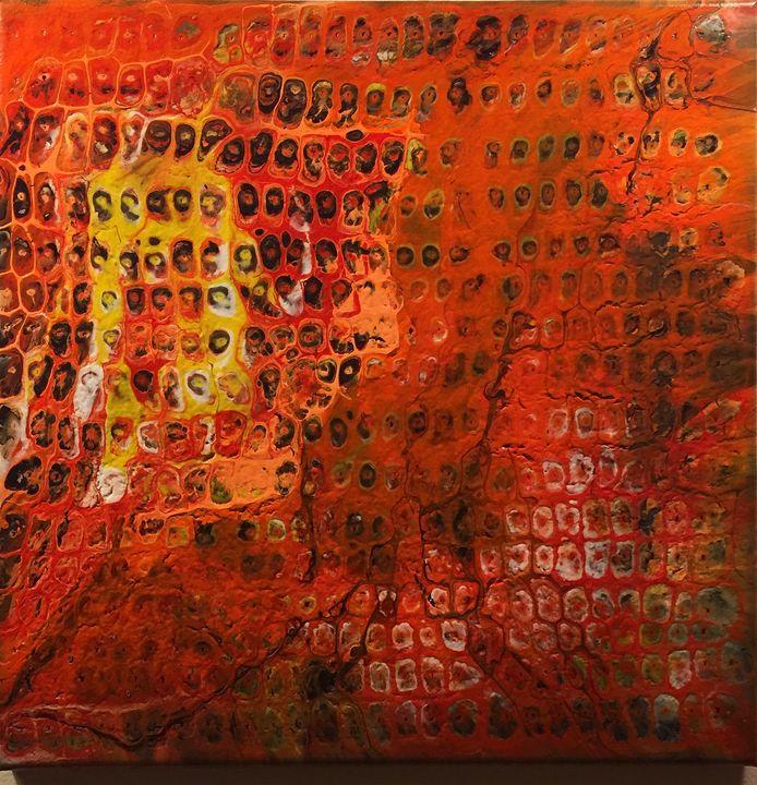 Snake Skin - Cheryl A Thurston Art
