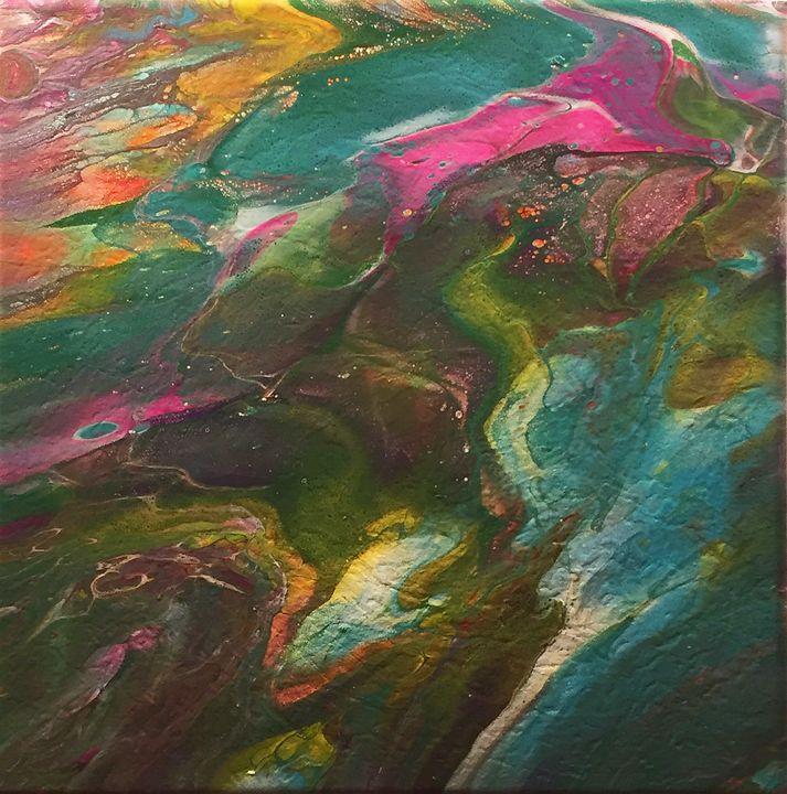 Riding the Wind - Cheryl A Thurston Art
