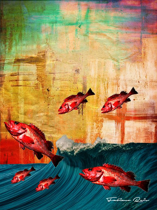 Fish out of water - Fabiano Reis