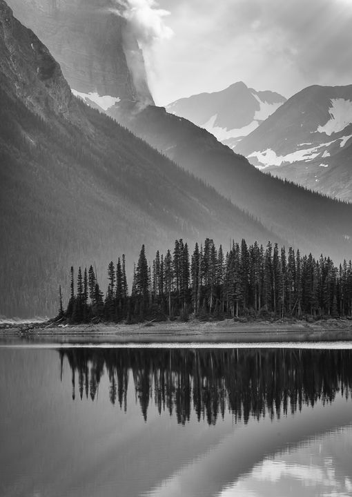 Still Mountain Reflections - Maureen's Moments
