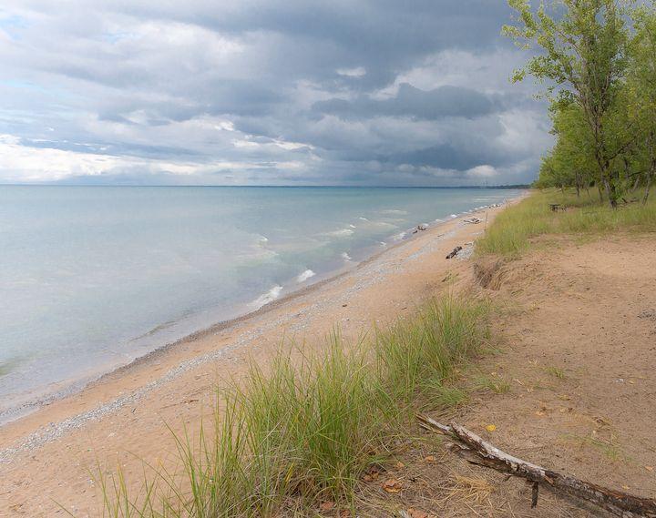 Shoreline Magic - Maureen's Moments