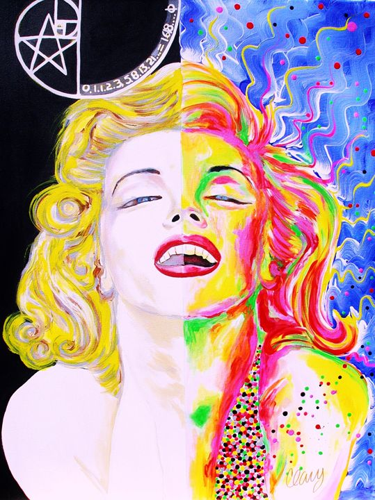 Art Like Marilyn - Clary Meserve
