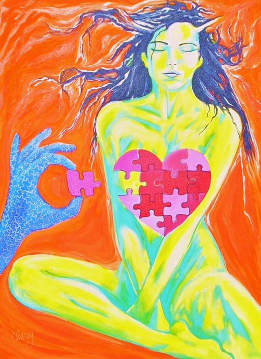Another Piece of a Heart - Clary Meserve