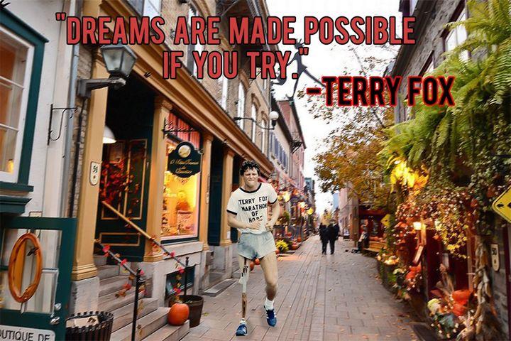 The Terry Run - HumblePie Art