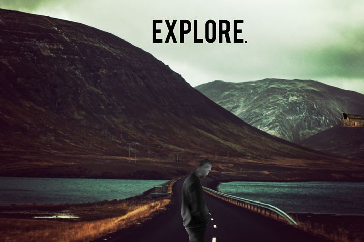 """Explore """"You Never Know"""" - HumblePie Art"""