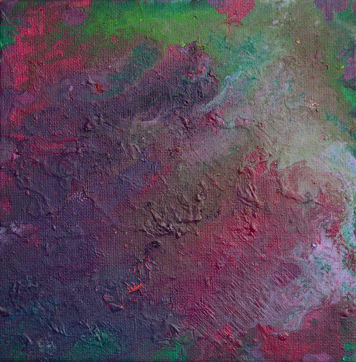Gemütlichkeit - Marble Abstract
