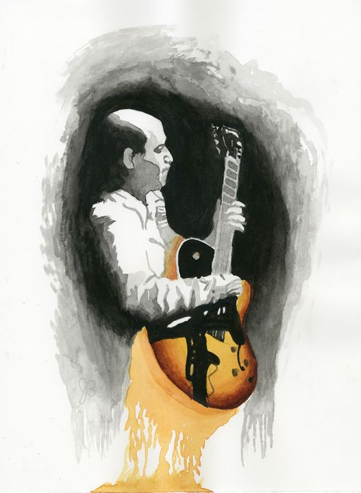 Guitar Player - James Badger