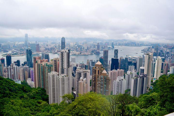 Hong Kong City - Creative Gallery
