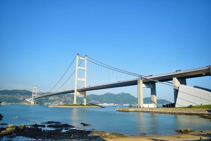 Tsing Ma Bridge - Creative Gallery