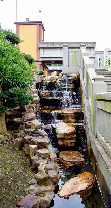 Waterfall - Creative Gallery