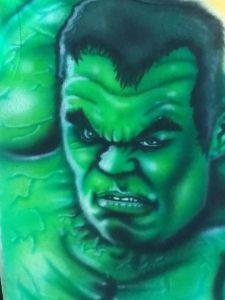 Hulk Smash - Madboxer
