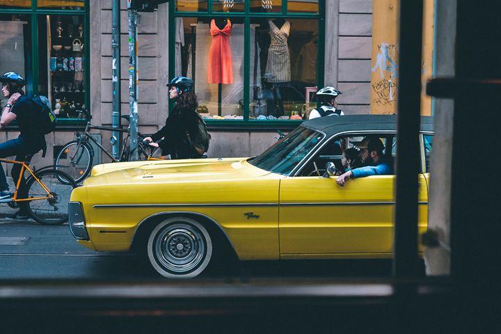 Cruising Down Tha Street in My 64 - JamesHausley