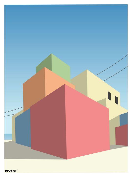 Crates - Grant Riven Yun