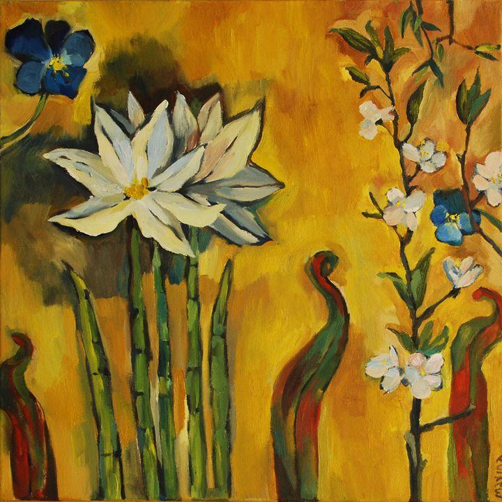 Flowers. Yellow - Mayina