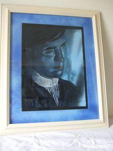 Thomas Shelby in Peaky Blinders