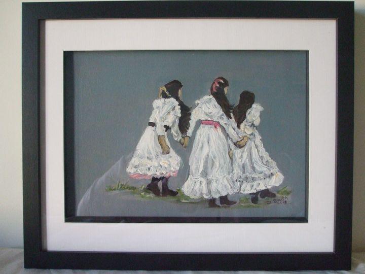 """""""Sisters"""" - Doreen Mary Smith"""