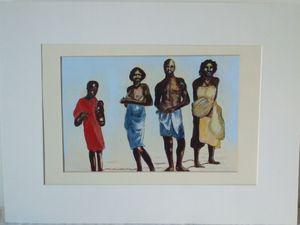 Somalia Villages 1987