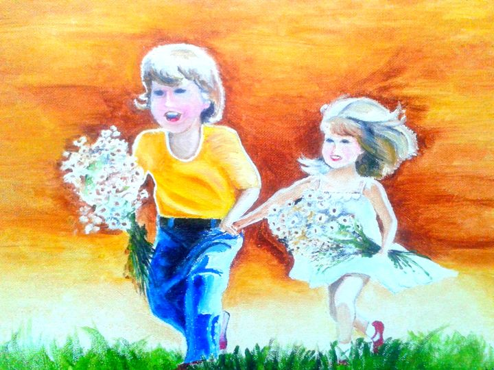 Little Beauties - Art Passion