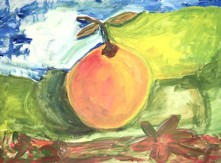 La Chinita (the Little Orange) - Juan Casanova