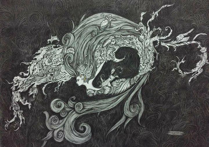 Mermaid - Marj Escueta