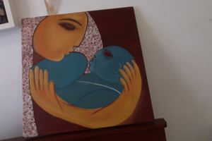A Mother's Divine Love