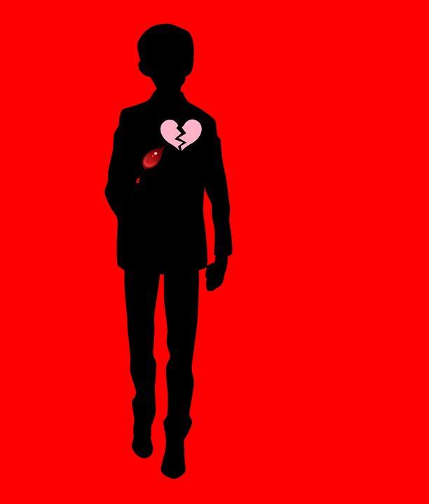 Broken Heart - holyspoof