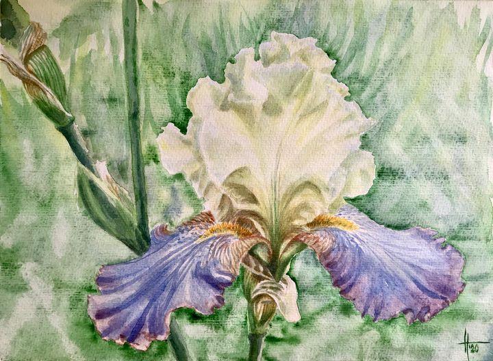 The Scent of Spring - Nataliyamykhalova.art