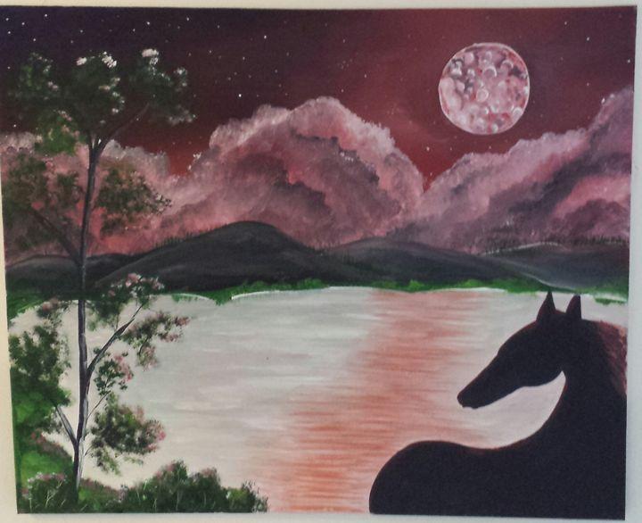 lost horse - blackbeltgaz