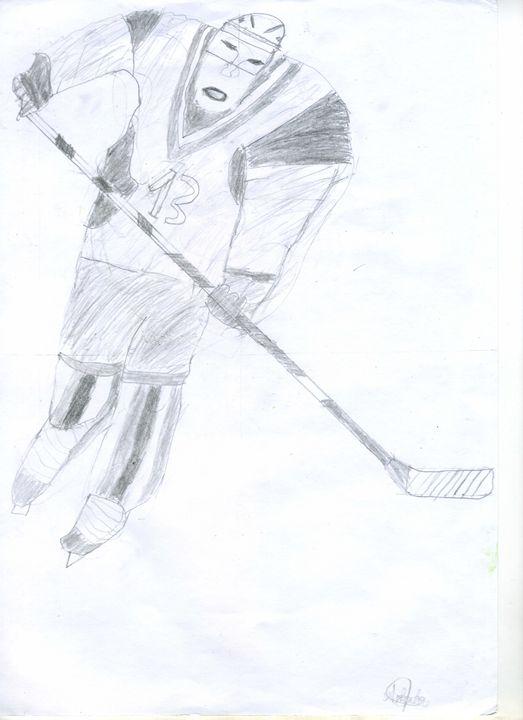 The Hockey - Arkadii Maximovich