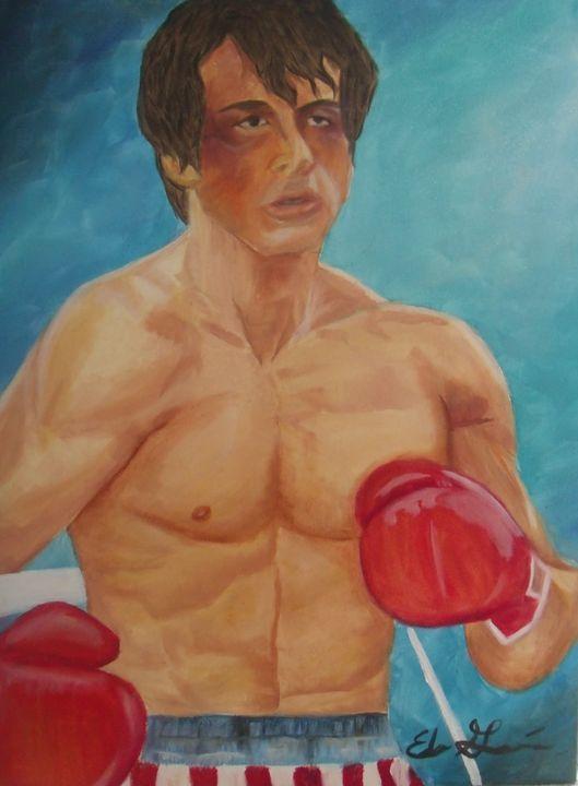 Rocky - Edna Garcia