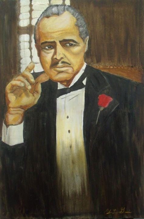 Vito Corleone - Edna Garcia
